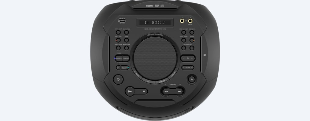 Images de Système audio high-power V41D avec technologie BLUETOOTH®