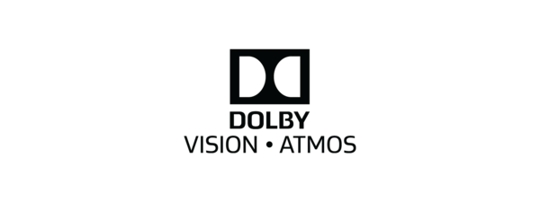 Dolby Vision/Atmos-Logo