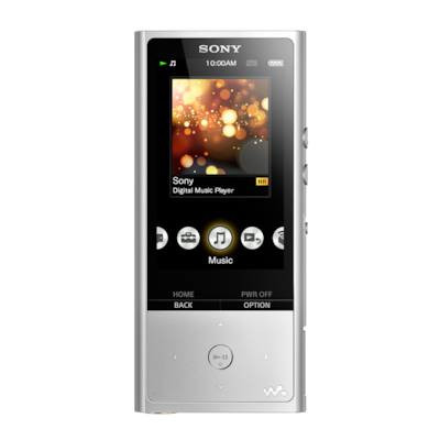 Bild von WALKMAN® mit High-Resolution Audio