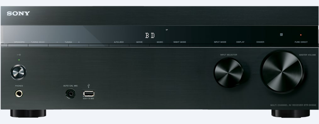 Images de Ampli-tuner AV Home Cinema 5.2 canaux | STR-DH550