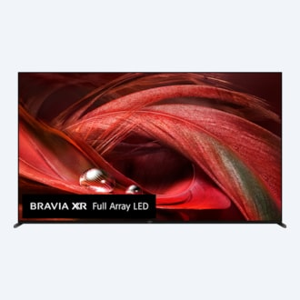 Bild von X95J | BRAVIA XR | Full Array LED | 4K Ultra HD | High Dynamic Range (HDR) | Smart TV (Google TV)