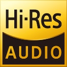 Logo Hi-Res Audio
