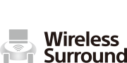 Wireless Surround Logo