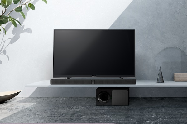 ht ct290 2 1 kanal soundbar mit bluetooth sony ch. Black Bedroom Furniture Sets. Home Design Ideas