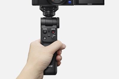 Funktioniert mit kabellosen Aufnahmegriffen