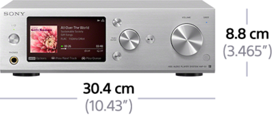 Bild von HDD-Audioplayer mit High-Resolution Audio