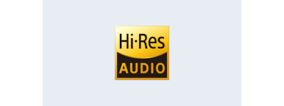 Logo Hi-Res Audio HT-Z9F