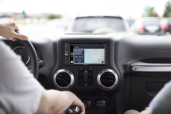 doppel din autoradio mit apple carplay und dab radio xav. Black Bedroom Furniture Sets. Home Design Ideas