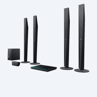 Bild von Blu-ray Home Entertainment-System mit Bluetooth®