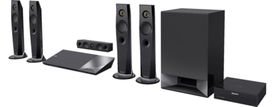 Bilder von Blu-ray Home Entertainment-System mit Bluetooth®