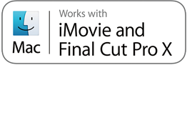 iMovie und Final Cut Pro X
