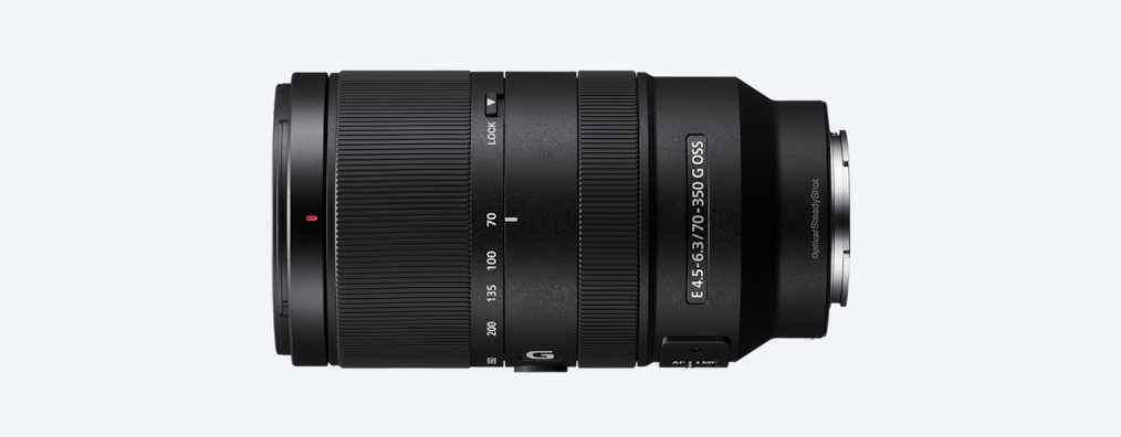 Images de E 70 – 350 mm F4.5 – 6.3 G OSS