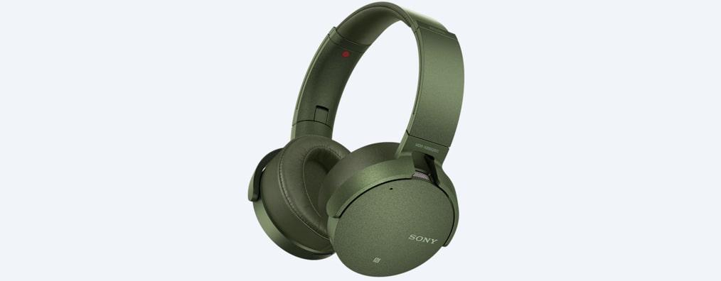 MDR-XB950N1 Vert