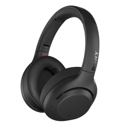Image de Casque sans fil à réduction de bruit WH-XB900N