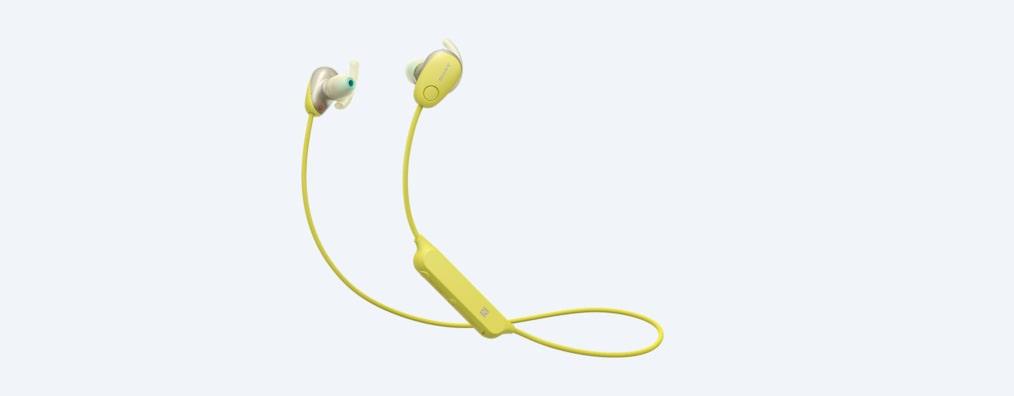 WI-SP600N Gelb