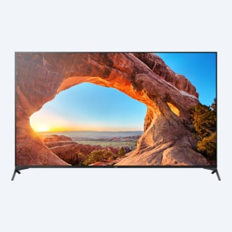 Bild von X89J | 4K Ultra HD | High Dynamic Range (HDR) | Smart TV (Google TV)