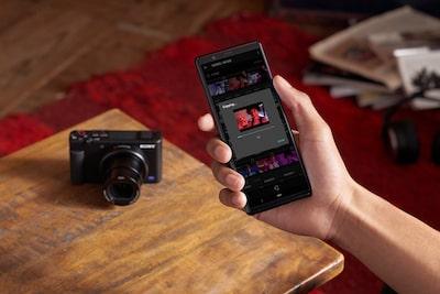 Sofortige Videoübertragung auf Ihr Smartphone