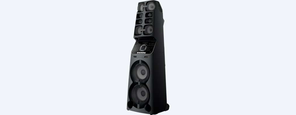 Images de Système audio high-power V90DW MUTEKI