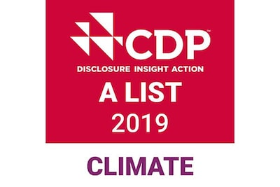 CDP DISCLOSURE INSIGHT ACTION : liste A 2019, climat