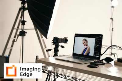 Imaging Edge™ Remote, Viewer und Edit