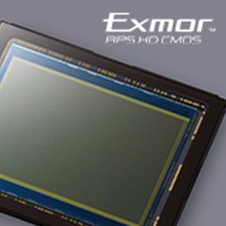 24,3 MP Exmor™ APS HD CMOS Sensor