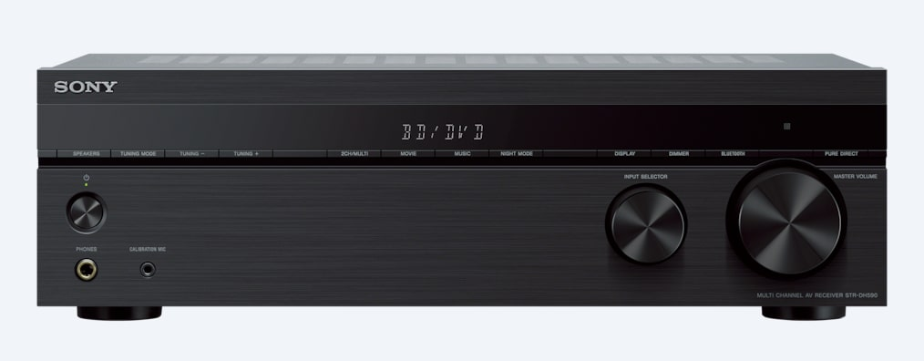 Images de Ampli-tuner AV Home Cinema 5.2 canaux | STR-DH590