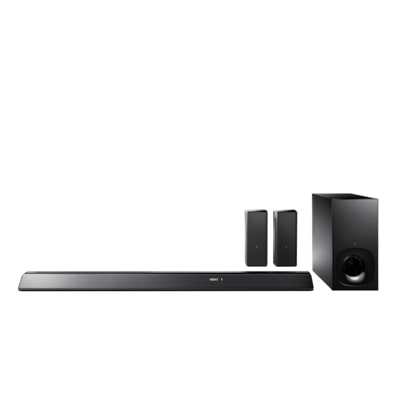 Bild von 5.1-Kanal-Home Entertainment-Komplettsystem mit Wi-Fi®/Bluetooth® Technologie